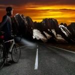 Zichtbaarheid op de fiets