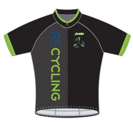 Duurzame fietskleding Recyclingwear
