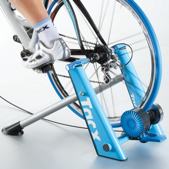 Fietstrainer of rollerbank
