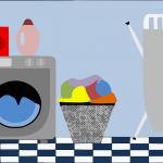 Fietskleding wassen