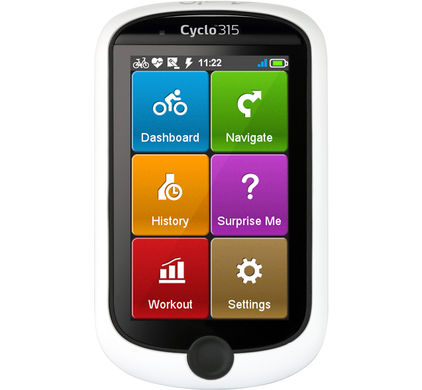 Mio Cyclo fietsnavigatie