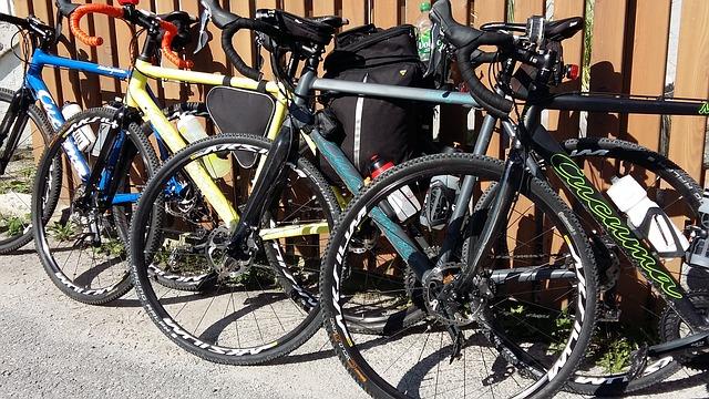 Cyclocross racefiets verschillen