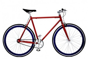 Single speed fiets