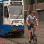 Fietsen in Amsterdam, tips van Maxim Hartman