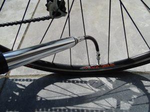 Lezyne fietspomp