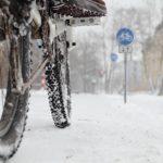 Tips voor fietsen in de winter