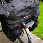 Vaude fietstassen review