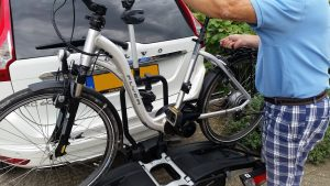 Review Thule fietsendrager