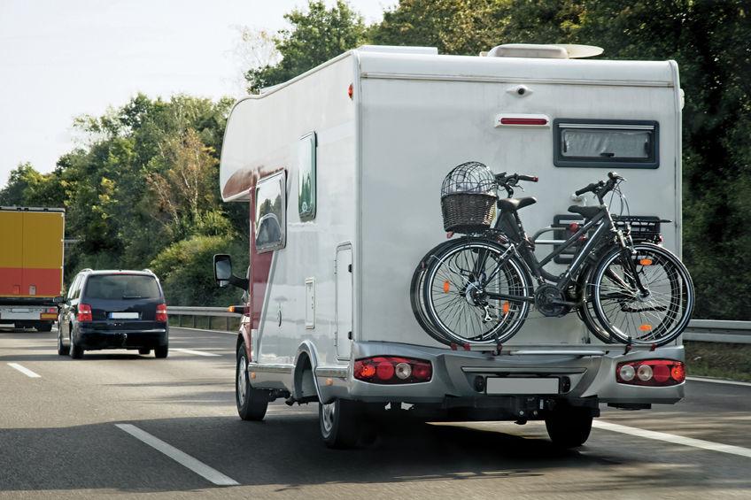 Fiets vervoeren met de camper
