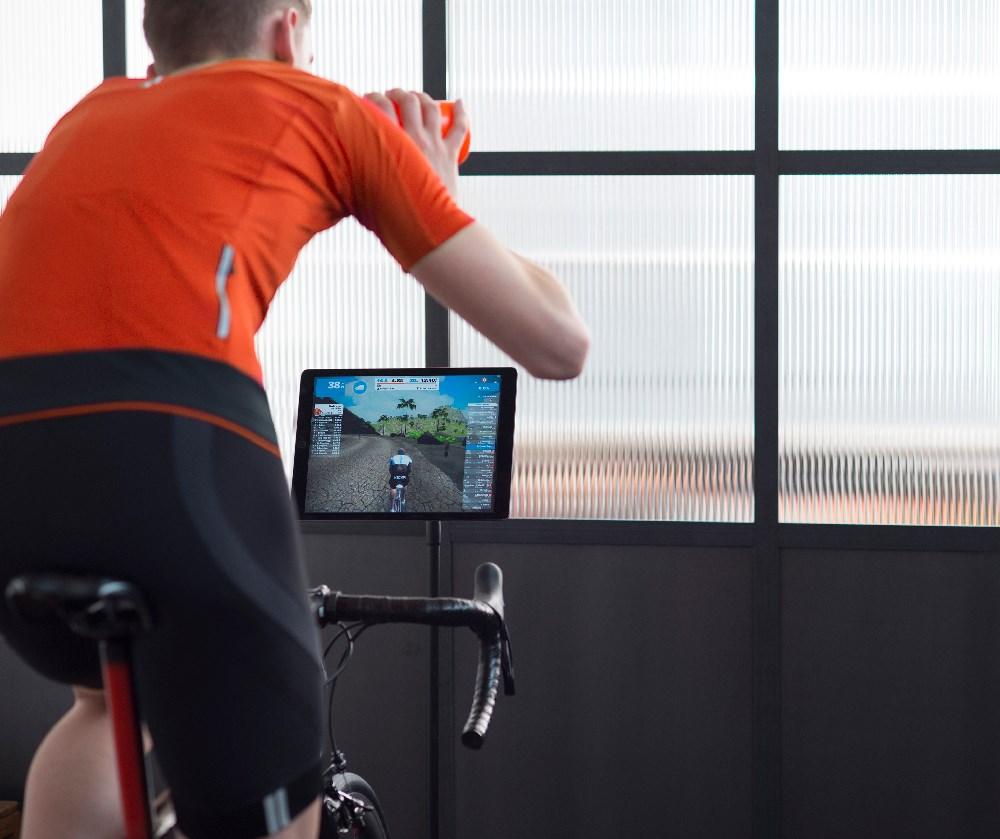 Beste fietstrainer App