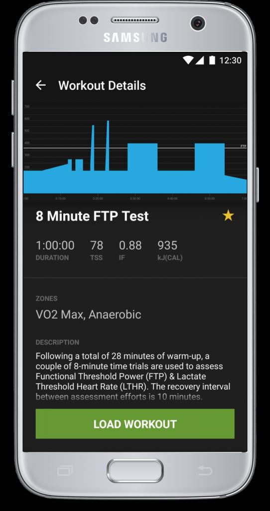 Trainerroad fietstrainer app