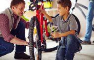 Online aangeschafte fiets rijklaar maken