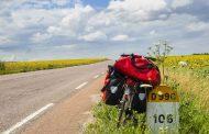 Fietstas voor een fietsvakantie