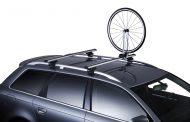 Wat te doen met het voorwiel bij een voorvork fietsendrager?