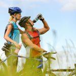 Water meenemen tijdens het fietsen